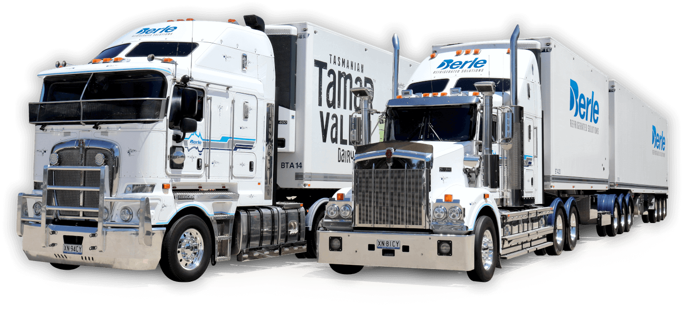 Berle Transport Trucks - Refrigerated Transport and Cold Storage